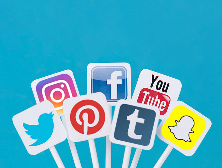 Social media is designed to hold users' attention for hours at a time. (Courtesy of Facebook)