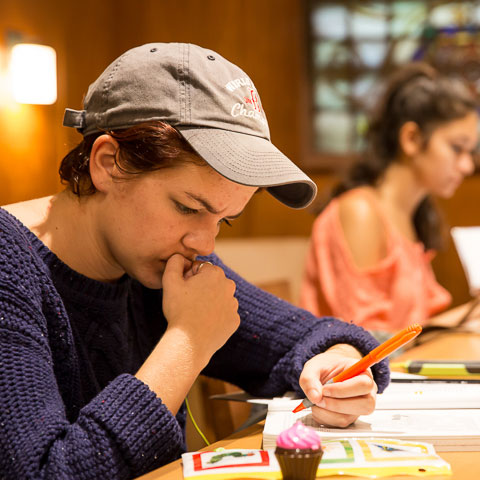 The Lincoln Center and Rose Hill tutoring programs will be pooling resources as virtual tutoring takes down inter-campus restrictions. (Courtesy of Fordham's Website)