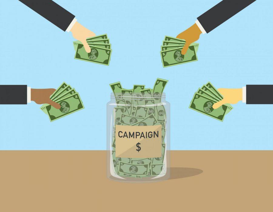 It is no secret that billionaires donate heavily to political campaigns (Courtesy of Pia Fischetti).