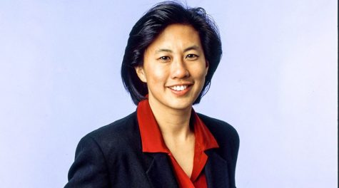 Kim Ng (above) has earned the title of Miami Marlins GM. (Courtesy of Twitter)