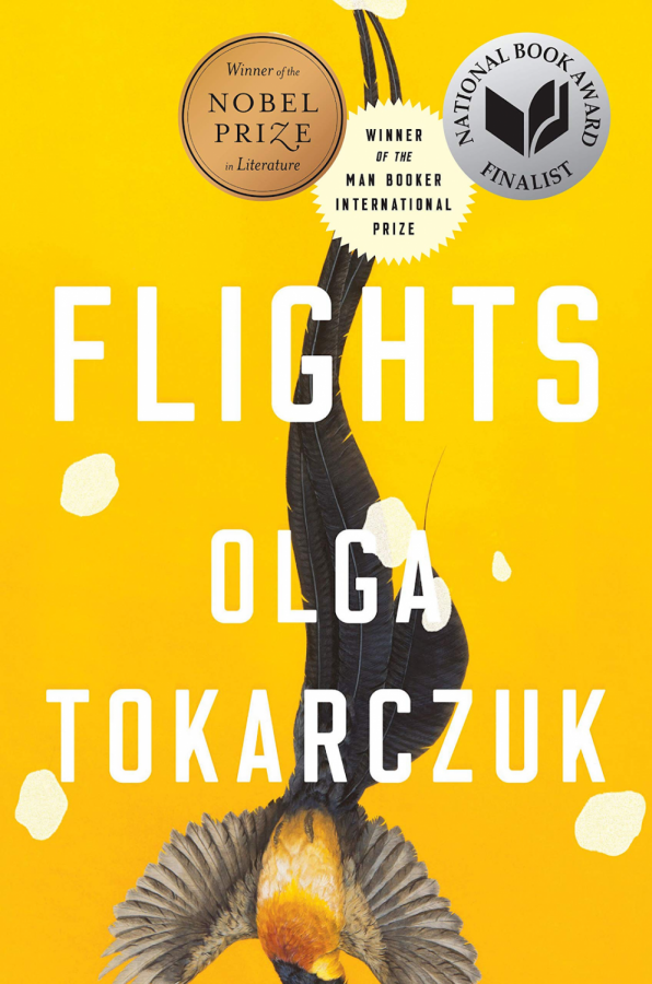 "Olga Tokarczuk's ""Flights"" is a fragmentary novel meant to disrupt and slow down contemporary consciousness, asking philosophical questions about what it means to be human. (Courtesy of Facebook)"