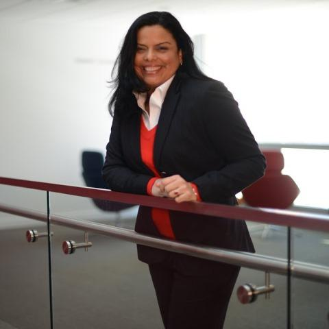 Diane Rodriguez founded Every Girl Is Important with Sister Veronica Rop in order to further education for disadvantaged young girls. (Courtesy of the Fordham University website)