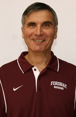 Ted Bonanno (above) is retiring after a legendary Fordham career. (Courtesy of Fordham Athletics)