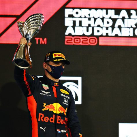 Verstappen finishes fourth in the final Formula One World Championship standings. (Courtesy of Twitter)
