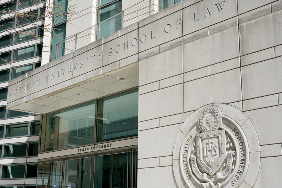 Due to the difficulties of international travel during the Covid-19 pandemic, Fordham Law School has elected to hold its Legal English institute over the internet. (Mackenzie Cranna/ The Fordham Ram)