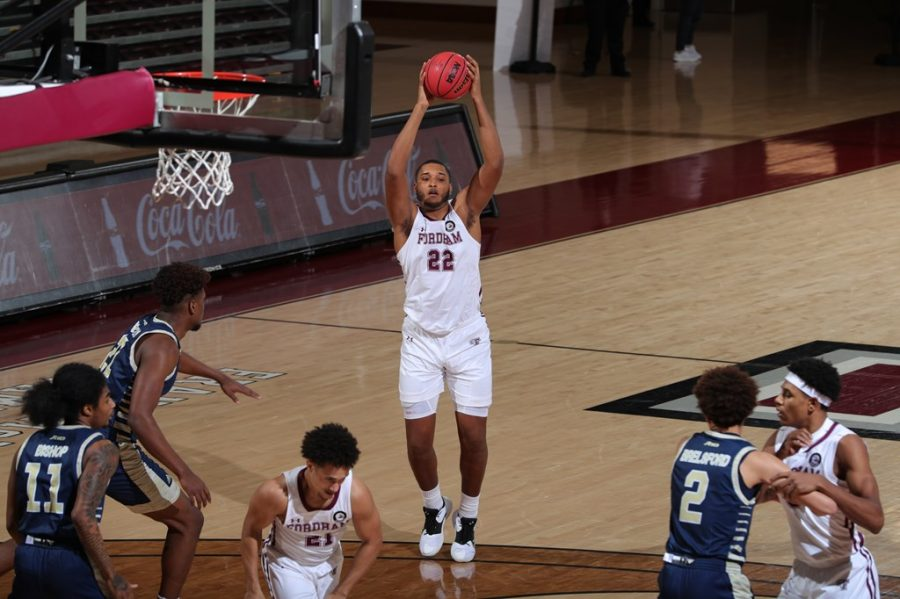 The Rams are off to a sluggish start to begin Atlantic-10 play. (Courtesy of Fordham Athletics)