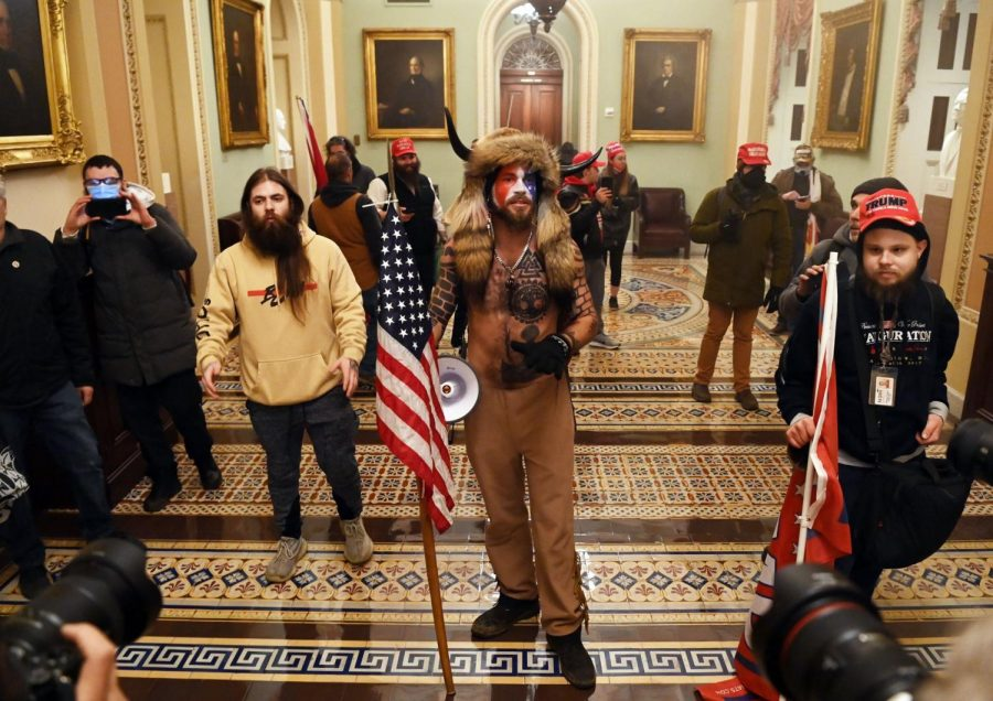 A pro-Trump mob broke into the Capitol building in an attempt to overturn the election.