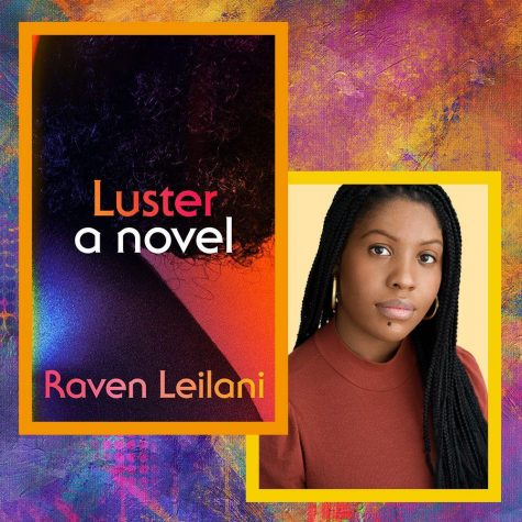 "Raven Leilani's novel ""Luster"" is a short, powerful debut that lives on with readers. (Courtesy of Facebook)"