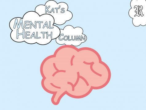 """Kat's Mental Health Column"" is a bi-weekly column that delves into all things mental health. (Courtesy of Cory Bork/The Fordham Ram)"