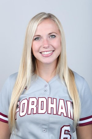 Junior Kelly Bright stands up for athletes who want their voice to be heard about getting a chance to compete. (Courtesy of Fordham Athletics)