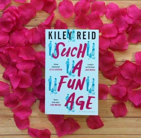 Such a Fun Age asks readers to reflect on their internal biases, all while diving deep into the human subconscious as a whole. (Picture courtesy of Twitter).