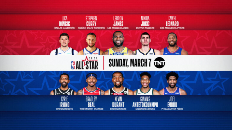 The NBA has announced that the 70th All-Star game will proceed on March 7 in Atlanta, but not without its controversy. (courtesy of Twitter)