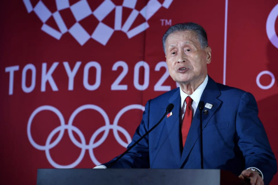 Yoshiro Mori has stepped down from his position as Tokyo Olympics president. (Courtesy of Facebook)