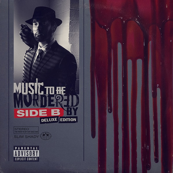 "Eminem Sheds More Blood With Sharper ""Music to Be Murdered By Side-B"""