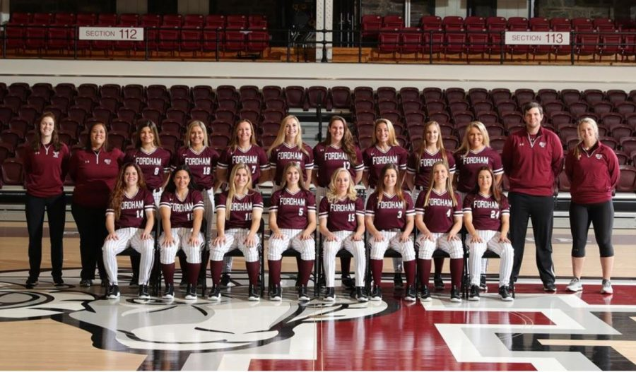Softball returns all 16 of its players in what will be a crucial key to navigating the challenges and finding success in this uncertain season. (Courtesy of Fordham Athletics)