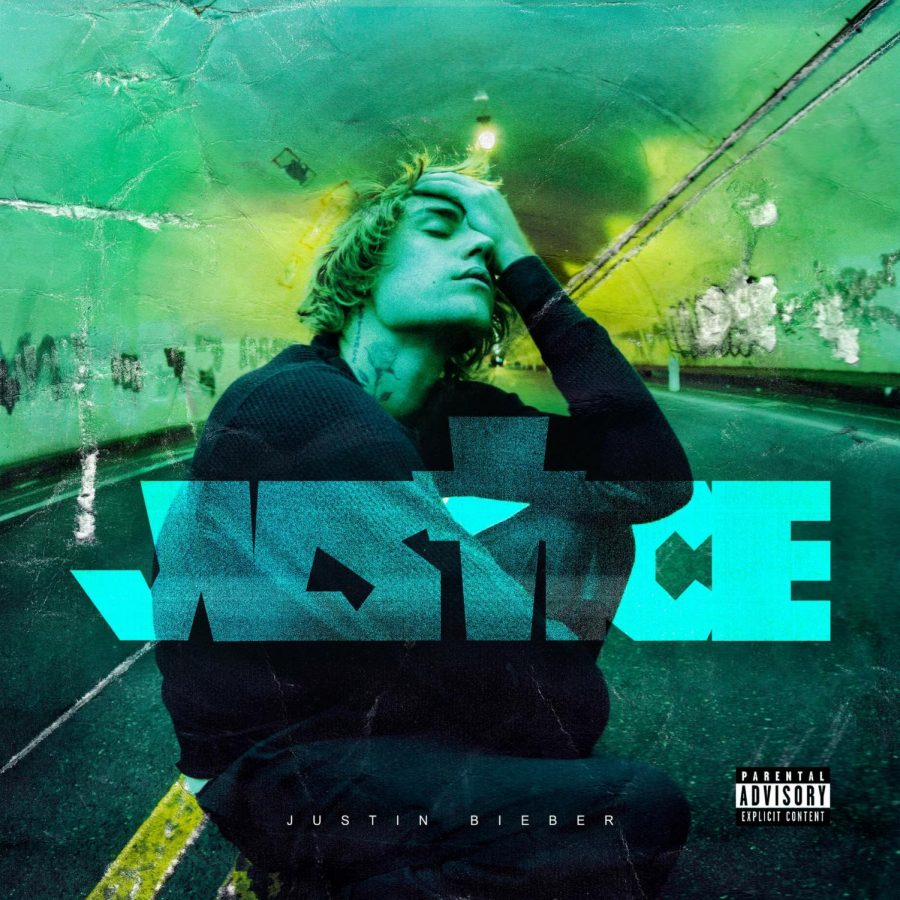 """Justice"" was released on March 19, 2021 and quickly went to No. 1 on the Billboard charts. (Courtesy of Facebook)"