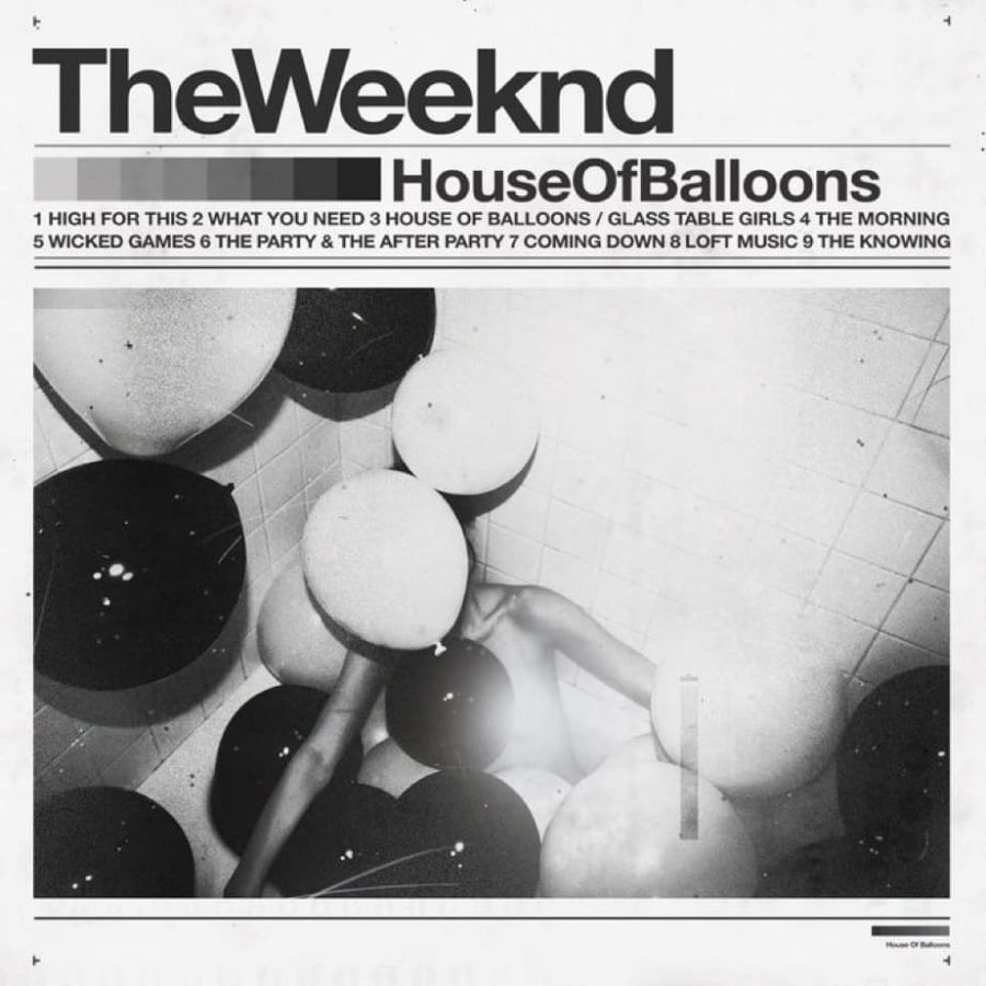 """March 21 marks the 10-year anniversary of The Weeknd's debut mixtape, """"House of Balloons."""" (Courtesy of Facebook)"""