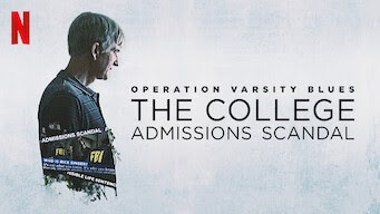 """The 2021 Netflix documentary """"Operation Varsity Blues: The College Admissions Scandal"""" uses dramatic reenactments to convey wiretapped phone conversations. (Courtesy of Facebook)"""