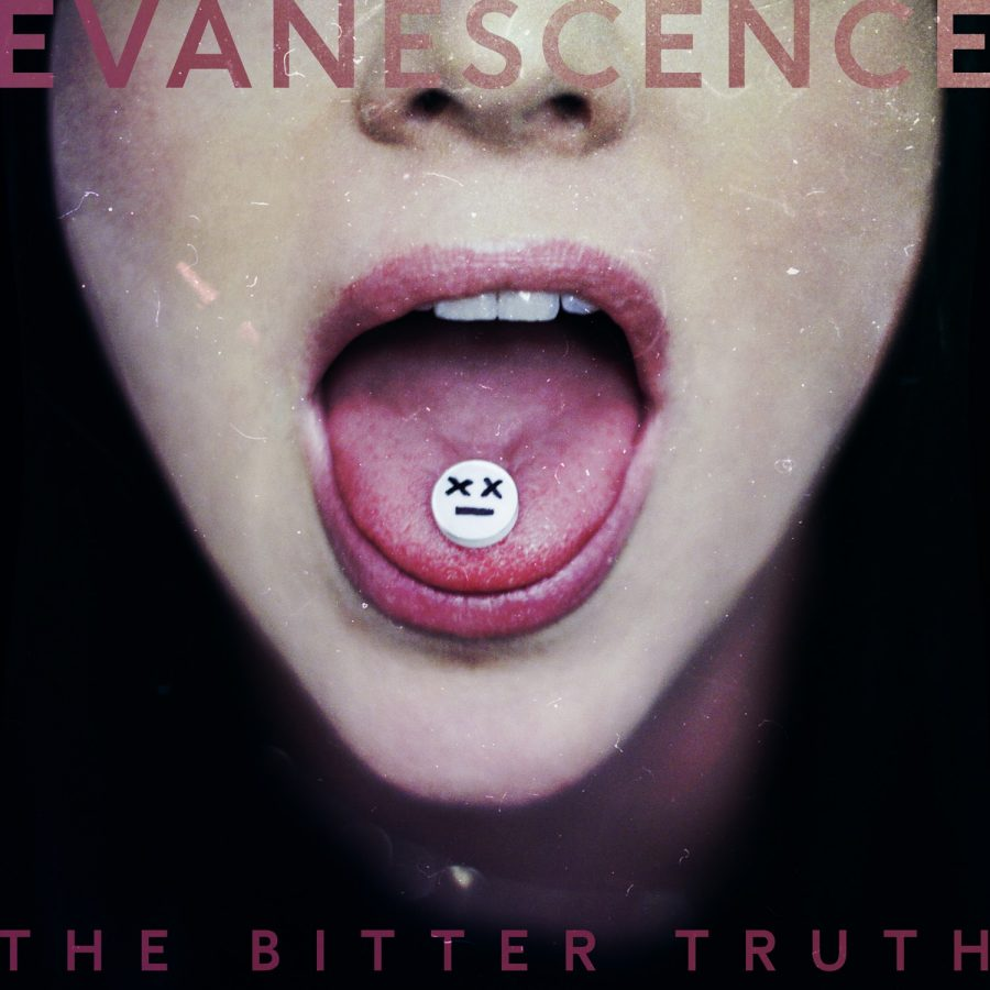"Evanescence is back with ""The Bitter Truth."" (Courtesy of Twitter)"