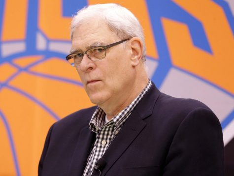 Former Knicks President Phil Jackson blamed everyone but himself for the unsuccessful seasons he had as the organization