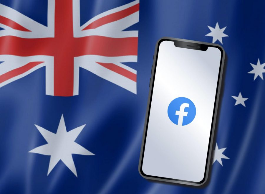 Australia is attempting to monetize news, but Facebook refuses. (Courtesy of Pia Fischetti, The Fordham Ram)