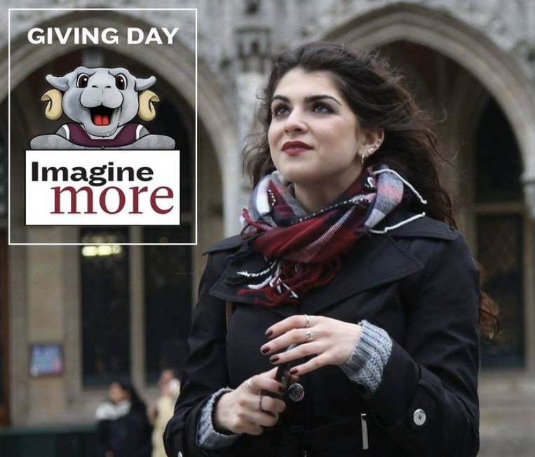 Fordham's Giving Day brings in substantial donations but also inspires online protest. (Courtesy of Instagram)