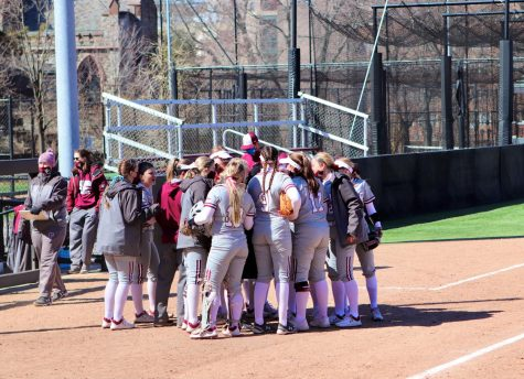 Fordham will be spending much of its time at Bahoshy Field this season, including their next 11 scheduled contests. (Mackenzie Cranna/The Fordham Ram)