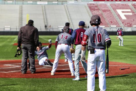 Over the weekend, Fordham continued their positive start to the season as they faced Fairleigh Dickenson. (Mackenzie Cranna/The Fordham Ram)