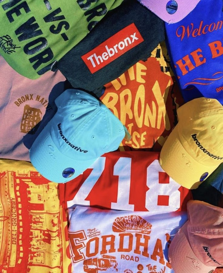 The Bronx Native is the apparel brand made for The Bronx. (Courtesy of Instagram)