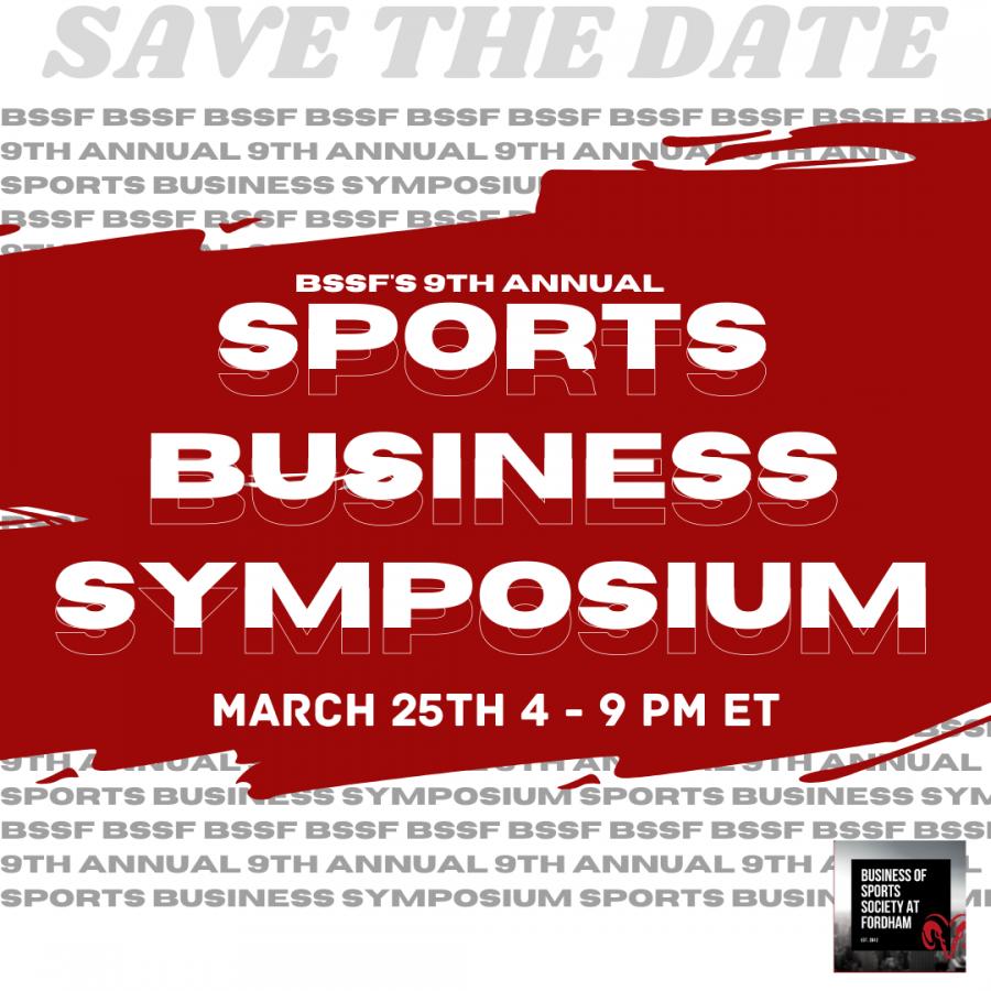 The ninth annual symposium will take virtually on March 25. (Mackenzie Cranna/The Fordham Ram)