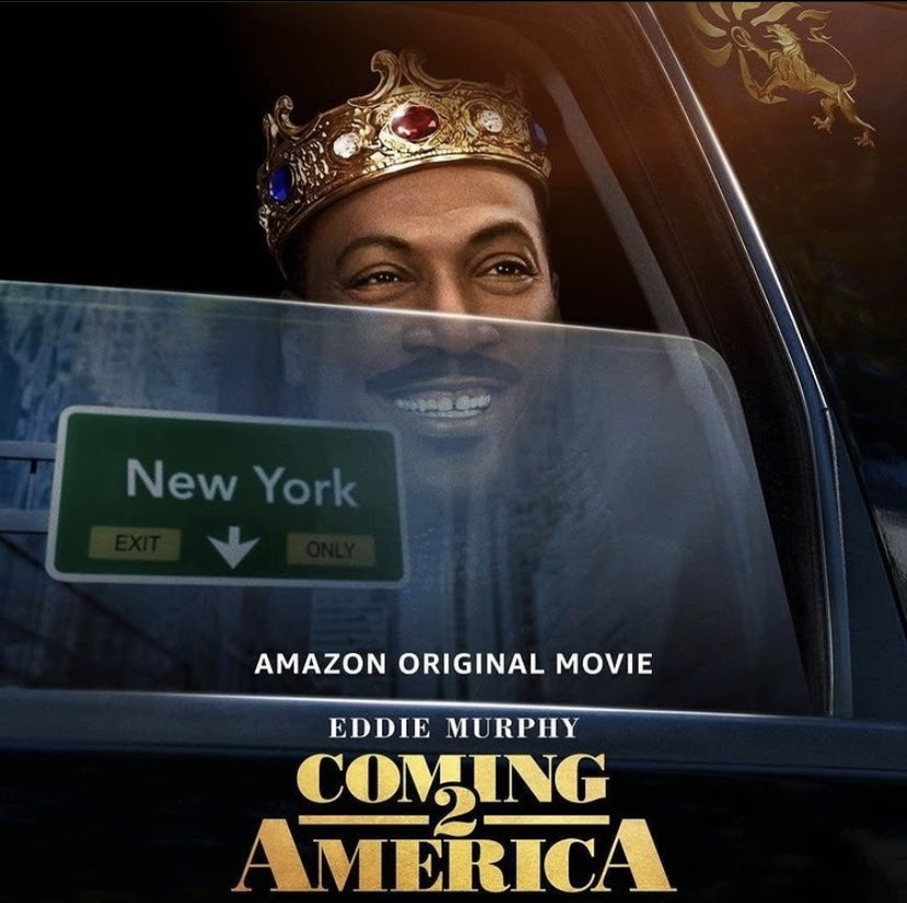 """An inside look with director Craig Brewer on Eddie Murphy and Arsenio Hall's triumphant return with """"Coming 2 America."""" (Courtesy of Instagram)"""