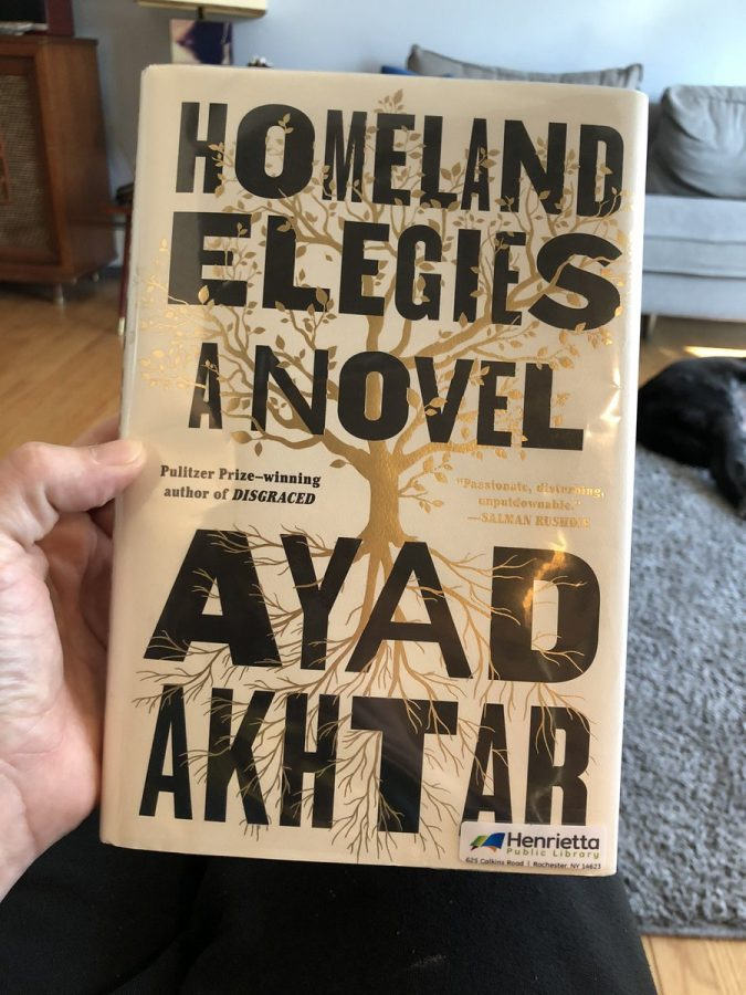 In his newest novel, Ayad Akhtar dissects his life in fictional prose to understand the complexities of American politics. (Courtesy of Twitter)