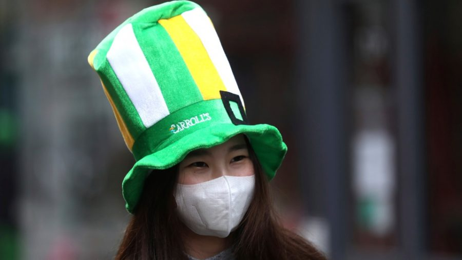 All of Fordham's St. Patrick Day events must follow COVID-19 guidelines. (Courtesy of CTV News)