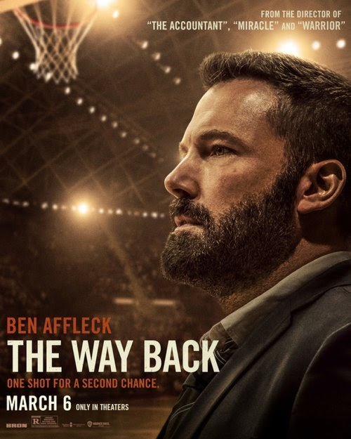 "Ben Affleck shines by personalizing his role in ""The Way Back."" (Courtesy of Twitter)"