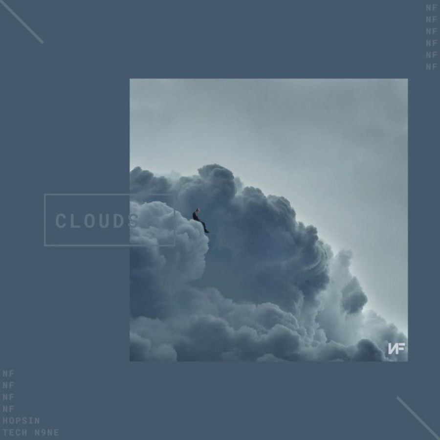 "Rapper NF released ""Clouds The Mixtape"" on March 26, 2021. (Courtesy of Facebook)"
