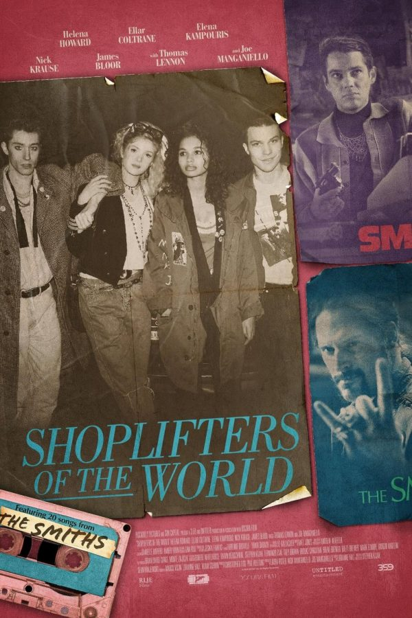 """Shoplifters Of The World,"" an ode to the British rock band The Smiths, was released on March 26, 2021. (Courtesy of Facebook)"