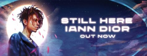 "Iann Dior released his latest EP, ""Still Here"" on April 16. (Courtesy of Facebook)"