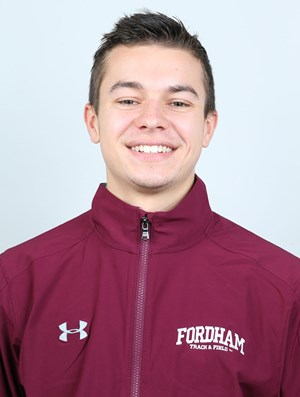 Dineen, a four year student-athlete, says goodbye to running as his season and time at Fordham come to an end. (Courtesy of Fordham Athletics)