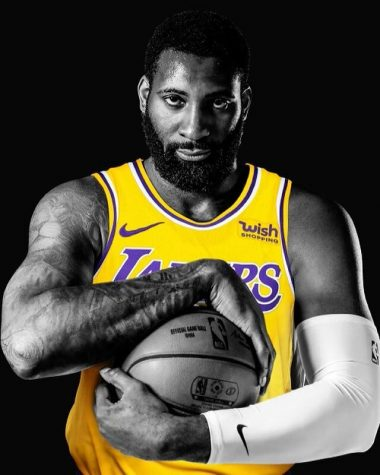 Drummond (above) may prove valuable to a Lakers team anchored by its defense and in need of frontcourt depth. (Courtesy of Twitter)