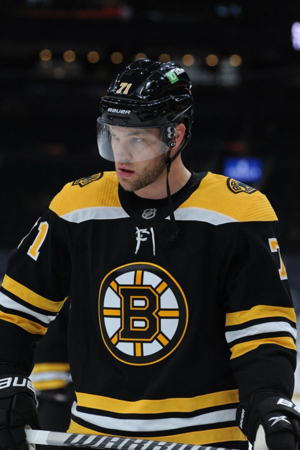 In an otherwise mundane market, Taylor Hall to the Bruins was perhaps the biggest domino that fell, with the Sabres receiving very little in return. (Courtesy of Twitter)