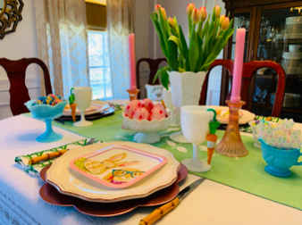 Staff writer Taylor Mascetta was able to connect with her family on Easter despite the ongoing pandemic. (Courtesy of Taylor Mascetta/The Fordham Ram)