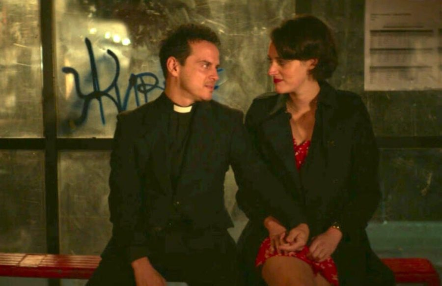 """Fleabag"" has received attention for its storyline regarding a romance with a priest, but the true beauty of the show is found in the sisterly love. (Courtesy of Twitter)"