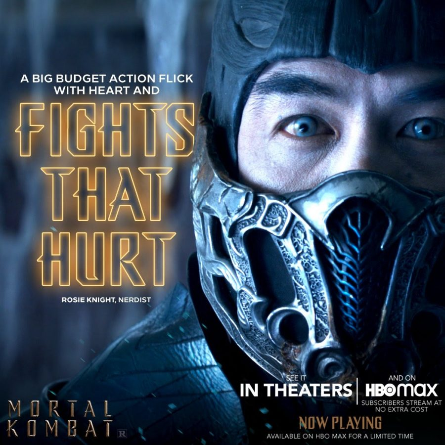 "The third movie adaptation of the video game ""Mortal Kombat"" does not deliver. (Courtesy of Twitter)"