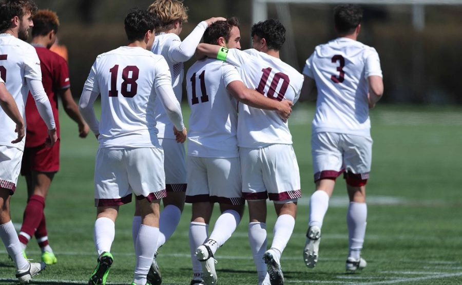 Fordham returns to the A-10 Championship looking to avenge the misery of a heartbreaking loss in the semifinals of that same tournament two years ago. (Courtesy of Fordham Athletics)