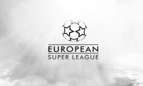 The Super League was met with widespread backlash from fans and pundits alike, resulting in the suspension of the league 48 hours after its initial announcement (Courtesy of Twitter)