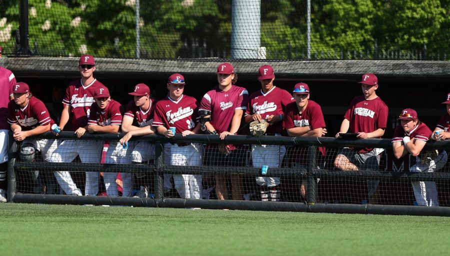 Fordham Baseball and Softball have been the first programs to welcome fans back to Rose Hill. (Courtesy of Fordham Athletics)
