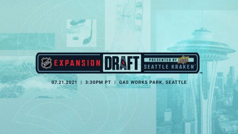 The Seattle Kraken will host the latest NHL expansion draft as they look to field their roster for the upcoming season. (Courtesy of Twitter)