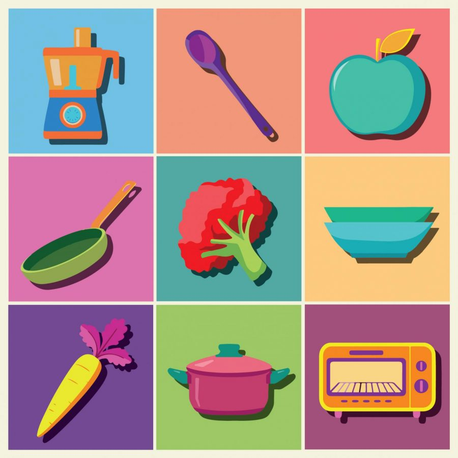 Ava Erickson provides tips and tricks for students interested in cooking on campus. (Courtesy of Pia Fischetti for the Fordham Ram)