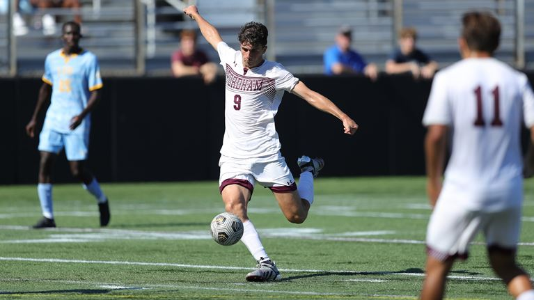 Fordham will rely on Pangrazzi (above) and its senior leadership to overcome their early losses. (Courtesy of Fordham Athletics)