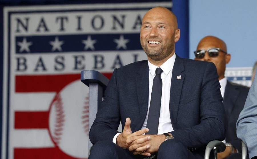 Jeter is enshrined in Cooperstown forever as fans look back on a legacy worth remembering. (Courtesy of Twitter)